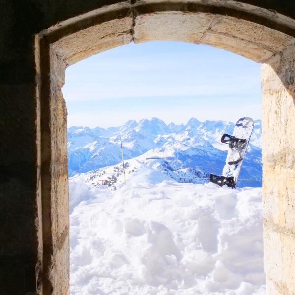 Fort des Gondrans © Le Souréou